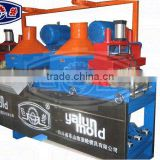 YLT Precured Tread rubber Sanding Machine