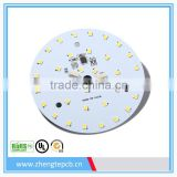 Single sided 3w led puck light aluminum pcb