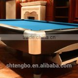 Superior 8ft billiard table with auto ball return system mdf board price
