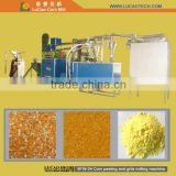 INquiry about 24TON corn grits milling machine form LUCAO TECH
