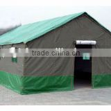 Best waterproof insulated tarpaulin canvas tents China factory