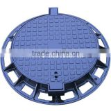 On alibaba heavy duty gutter round locking manhole covers sizes ductile iron                                                                         Quality Choice