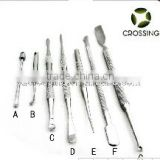 Hot selling e cigarette accessory with lowest price titanium dab tools for ego pen vaporizer