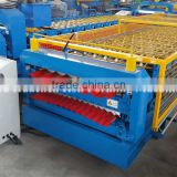 china supplier HC26-18-1250 Galvanized Wall Tile Making Machine / Steel Roofing Profile Cold Roll Forming Machine