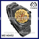 OEM customized watch made in Shenzhen mechanical watch OEM shenzhen watch factory