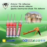 Exterior Tile Adhesive Artificial Marble Adhesive Good Quality Construction Grade Tile Adhesive Sealant