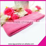 Microfiber elastic bead band,sweat head band