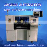 High accuracy led smt pick and place machine from Shenzhen manufacturer