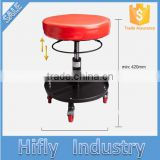 HF-6201C Hifly Adjustable Car Repair Seat Auto Car tools Steel Car Seat Car Creeper Seat Swivel Car Seat