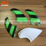 perfect quality FCS M G5 fins with fiberglass honey comb material for surfing FCS 002 size M