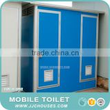 Good and new design EPS movable toilet,high quality modular toilet units,quick assembly protable outdoor toilet                                                                         Quality Choice