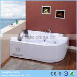 Hot price 2 person indoor whirlpool bath tub with control panel                                                                         Quality Choice