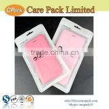 Waterproof customized plastic bag for mobile phone case packaging                                                                                                         Supplier's Choice