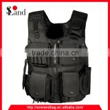 Kevlar Vest for SWAT, Bullet-proof for Special Weapons and Tactics                                                                         Quality Choice