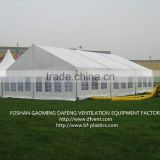 PVC flexible air conditioning insulation duct for tents