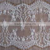 guangzhou lace fabric/tulle tulle fabric embroidered tulle/textile guangzhou//saree border designs for embroidery