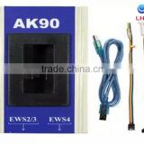 Original car key programming machine for Newest AK90 Key Programmer For All BMW EWS2.1 EWS2.2 EWS3 EWS3.3 EWS4 EWS4.