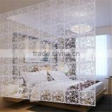 Flower Hanging Screen Partition Divider Panel Home Room Wall                                                                         Quality Choice
