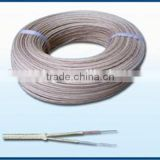 Thermocouple Extension wire type KCA-FG/FG-2*7/.0.2 24AWG                                                                         Quality Choice