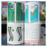 Aluminum compound paper in alcohol prep pad packaging paper pharmaceutical packaging paper