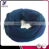 Fashion knitting woman Neck warmer loop scarf hand crochet infinity scarf factory wholesale sales (accept custom)