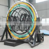 3D space ring,human gyroscope,Amusement park game machine                                                                         Quality Choice