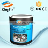 car body filler putty manufacture