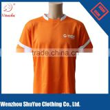 Custom custom printed men round neck t shirt,t shit for pre promotion                                                                         Quality Choice
