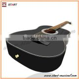 Widely Used Multi-function Plastic Acoustic Guitar