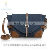 Cowboy Bag college style Shoulder Messenger Bag the newest jeans motorcycle bag