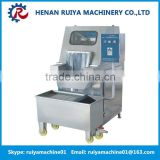 Stainless Steel automatic chickenSalt Brine Injection Machine/Fresh Meat Saline Water Injector on Sale