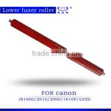 High quality for canon IR2010 pressure roller copier spare parts