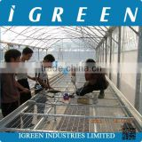 Greenhouse aluminum alloy rolling bench