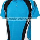 Stan Caleb 100% Polyester Dry Fit Tennis Polo Shirts/Wholesale Table Tennis Shirts