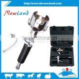 NL112 veterinary animal 2ml continuous injector automatic continuous injector automatic poultry syringe