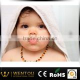Hot sale Baltic amber teething necklace for baby