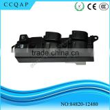 OEM 84820-12480 factory discount price car power window glass lifter switch for toyota corolla