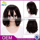 Excellent Synthetic heat resistant Korea fiber fashion cosplay wig TouHou Project Inaba Tewi brazilian hair wig
