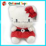 ICTI assorted hello kitty plush custom toy