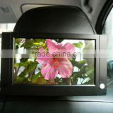 Taxi Advertising Screens 15/17/19/21.5/22/24 inch Touch Monitor LCD TV With Media Card Slot