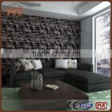 wholesale 3d pvc wallpaper/pvc wall paper/3d wallpaper floors