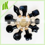 natural jewelry jar honey , black Pendant whiskey crystal 10 ml 330ml glass beer bottles