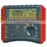 Multi-function Loop Tester, Insulation Resistance/Loop Impedance/RCD/Voltage Tester, Datalogger, UT591