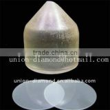 total transparent excellent density high purity aluminium oxide crackle >99.999% for sapphire ingot growing