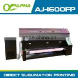Single DX5 1.6m direct to garment digital printer