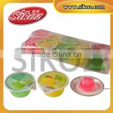 SK-140 coconut jelly pudding cup