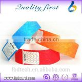 Hot Sale Cheap Price High Quality Bracelet Bar Code Silicone Wristbands Paper Bracelet China Wholesale