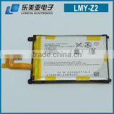 Original battery for sony Handy Akku Accu replacement battery for sony xperia z2 L50W L50U L50T battery