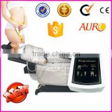 AU-7006 portable infrared pressotherapy suit therapy machine body sculpture fitness equipment