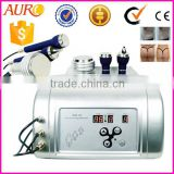 AU-43 new products 2015 innovative product fat cavitation slimming beauty electric shock wave therapy equipment